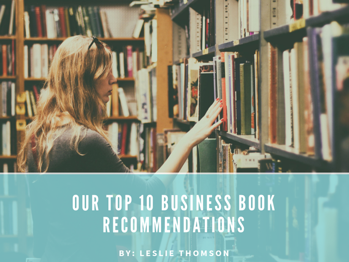 Out Top 10 Business Book Recommendations